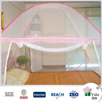 Pop up mosquito net tent for girls bed