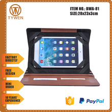 wholesale multi-angle padfolio portfolio case for ipad leather businedd padfolio folder for meeting