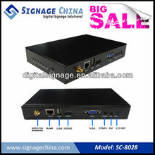 1080p Full HD best selling tv box android media player