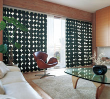 Sound absorption and odor elimination luxury curtain