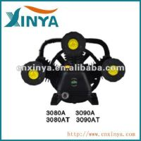 XINYA A-type 10hp electric small piston two stage air compressor part compressor head air pump for sale(3090AT)