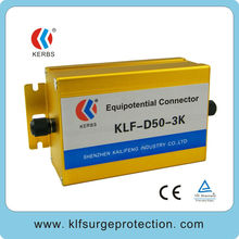 Epoxy shell Equipotential connector 100KA Intake capacity