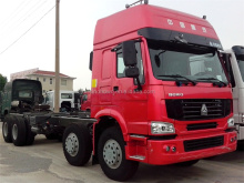 6x4 SINOTRUK HOWO Tractor Head Truck Low Price Sale