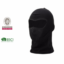 BSCI audit manufacturer knitting pattern balaclava