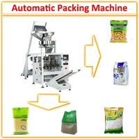 Plastic Bag/Sachet Granule Packing Machine