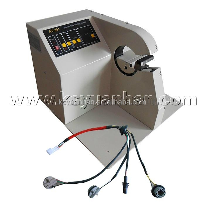 Wiring Harness Wrapping Machine : Automatic wire harness cable taping machine buy