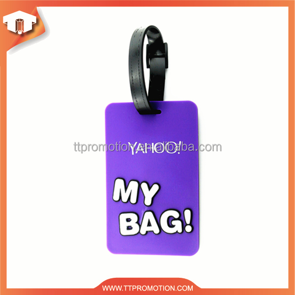High quality machine grade luggage tag pu wholesale online
