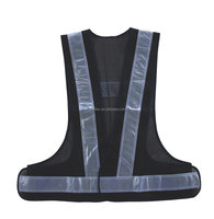 Safety Polyester Mesh General Purpose Safety Vest with 2 Inch Reflective Stripe