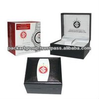 Custom Logo Printed Jewelry boxes