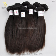 Double Weft Sexy Girl Popular Classic Remy Raw Unprocessed brazilian virgin hair kilogram