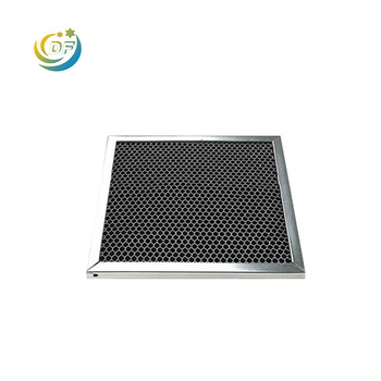Honeycomb activated carbon air filters for dehumidifier humidifier replace