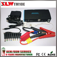 Mini Rechargeable Car Jump Starter with LED Emergency Light
