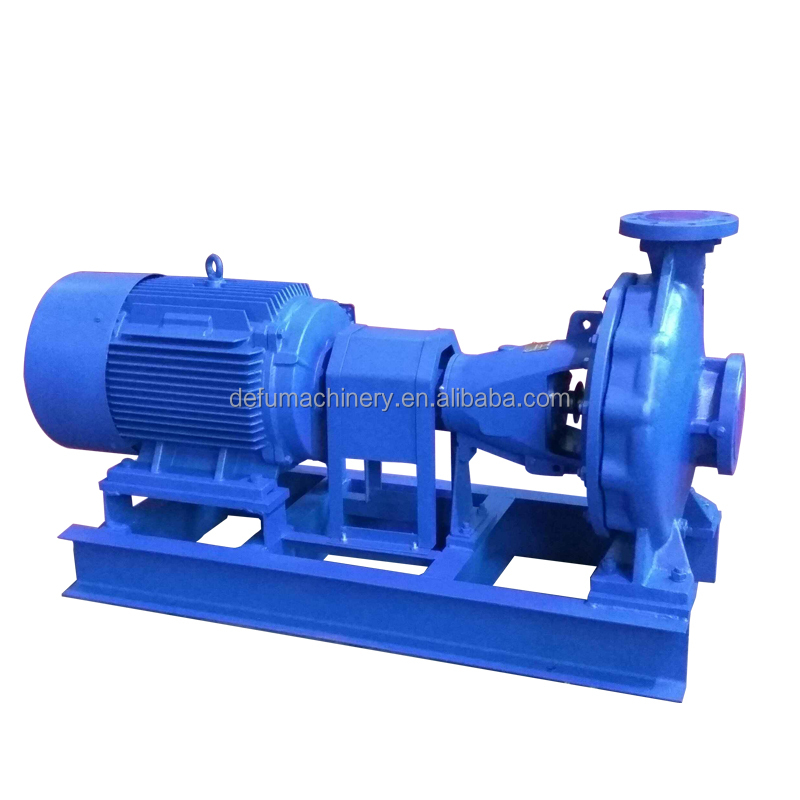 10 bar stainless steel 304 end suction centrifugal water pump