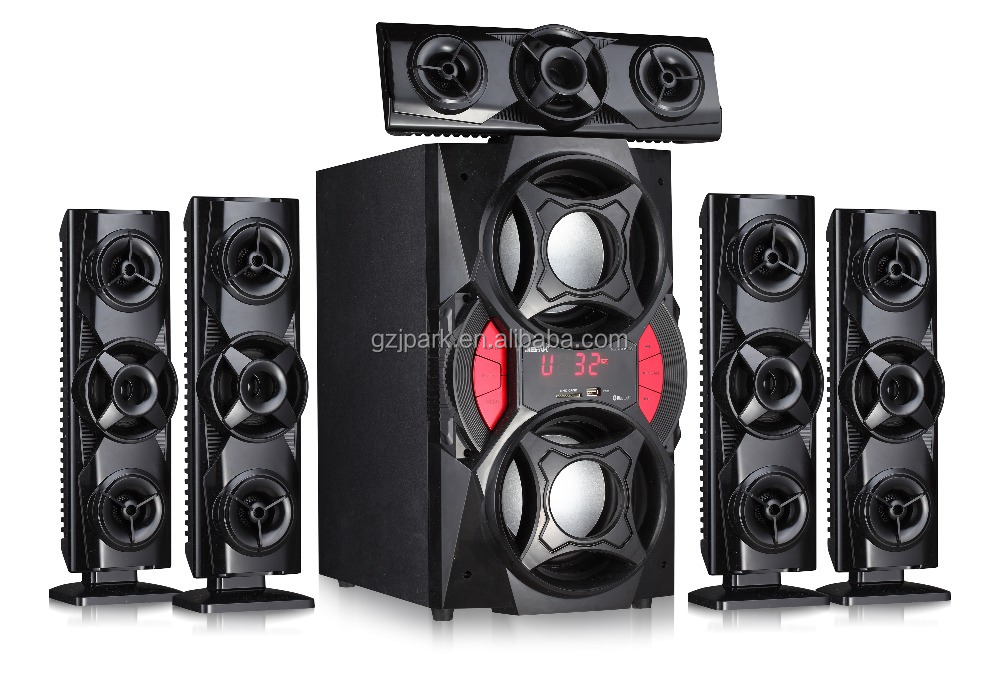 5.1 home theater speaker systems with music mini bluetooth speaker