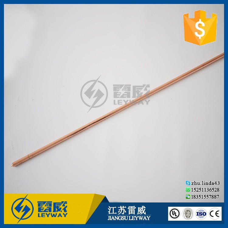 Copper Clad Steel Earth Rod for Electrical