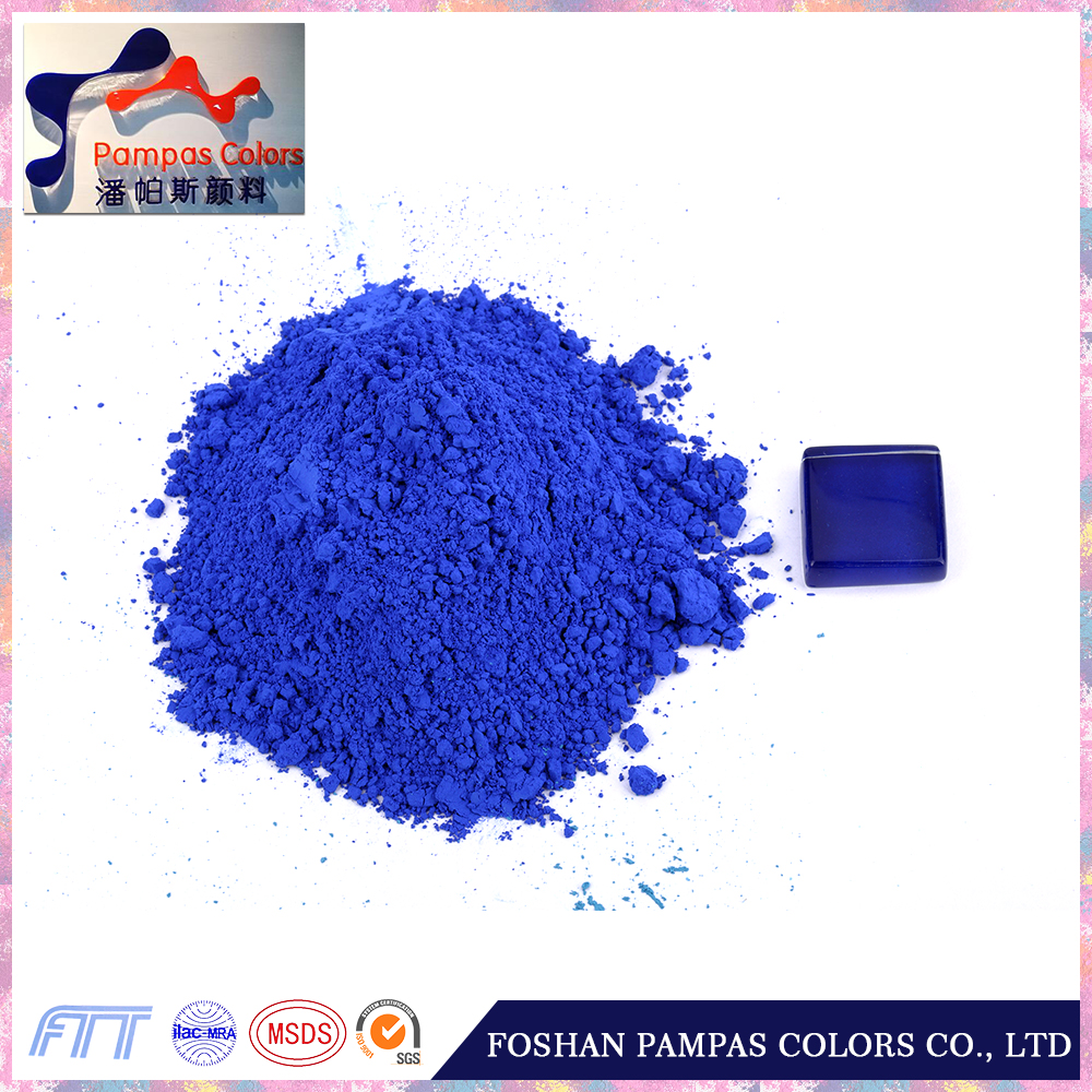Trade assurance co-si inorganic pigment blue