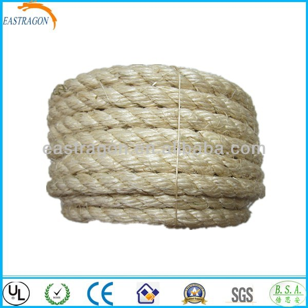 Packing Jute Rope Sisal Rope Braided Jute Rope