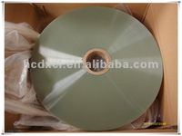 10 years experience professional produced Clear PET film for flexible duct with SGS