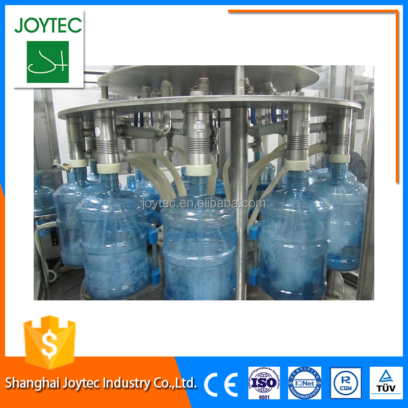 construction safety water production line barreled water filling line