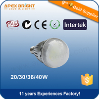 40W High Power Omni Directional 330 Degrees LED Bulb BIS Cerficated