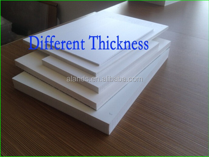 Rigid PVC Foam Sheet For Cabinet Kitchen