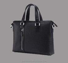 Factory Price Leisure Bag Vintage Leather Men Handbags Made of Genuine Leather