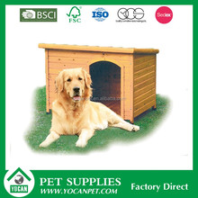 Fully stocked wooden xxl dog house