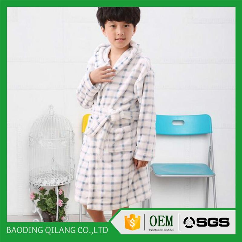 buy direct from china wholesale children cheap bathrobe