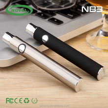 510 thread 400mah stylus CBD oil vape pens battery with usb charger button vaporizer pen 510 variable voltage battery