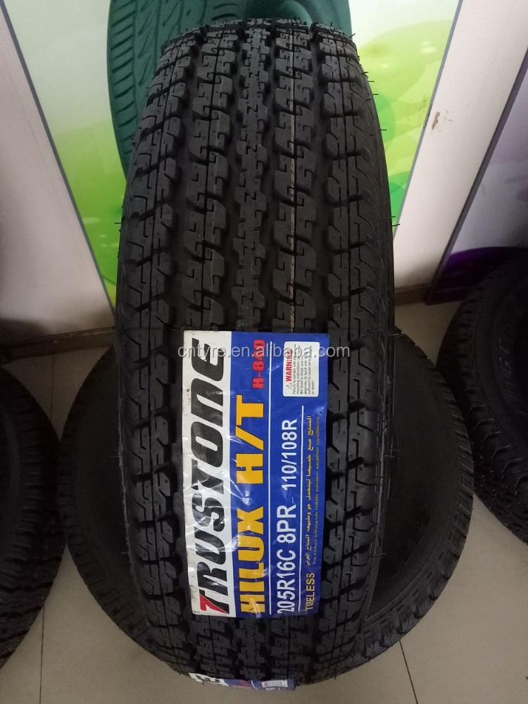 205R16C Top 10 Tyre Brand Car Tyre with Lowest Price