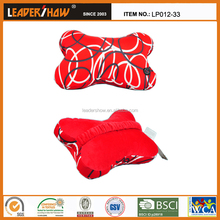 Car seat head neck rest cushion , memory foam travel cushion from Leadershow China Supplier