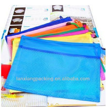semi transparent pvc pouch