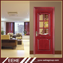 Competitive price plywood / PVC MDF door for interior design