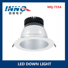 LED Down Lamps with LED Light Source Aluminum Alloy Lamp Body kegu driver