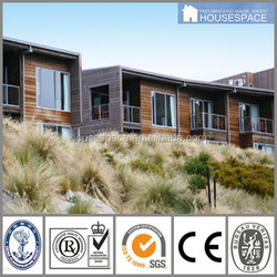 Sandwich Panel Living House Project for Hotel