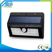 Outdoor Energy Saving Led Solar Motion Sensor Security Light
