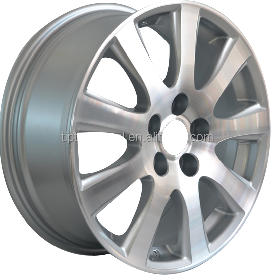 Item=311, replica japanese alloy wheels fit for TOTOYA / borbet replica rims / aluminium scrap