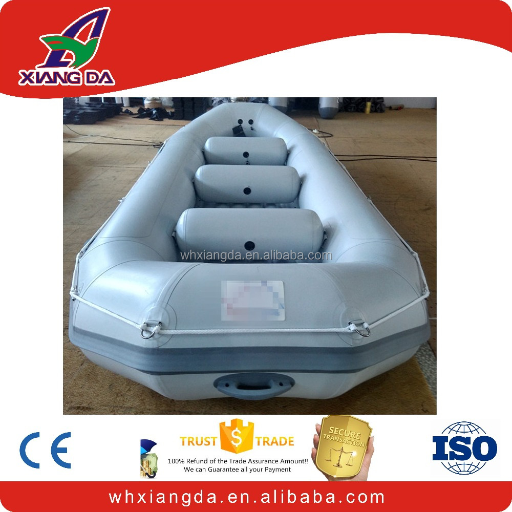 Durable inflatable hypalon used river rafts