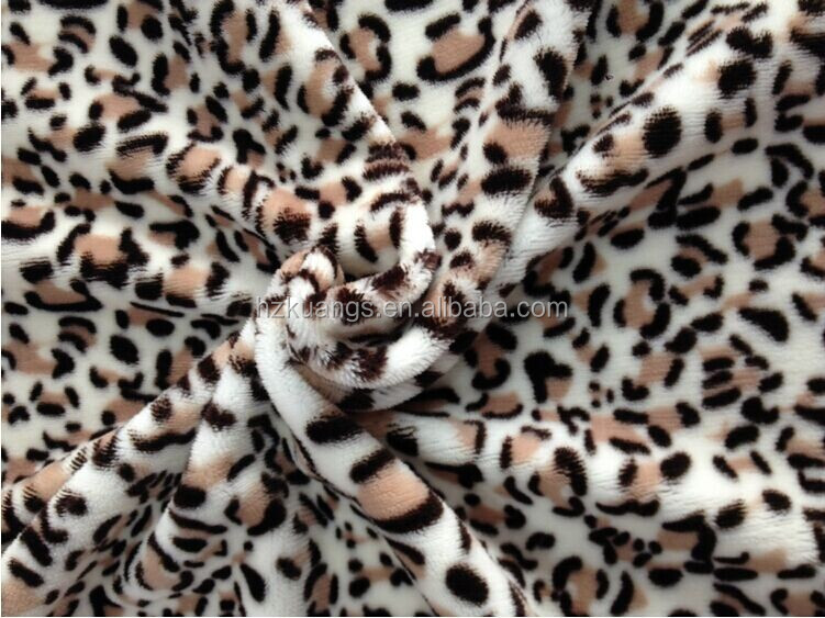 100% new design fashionable plain color super soft coral fleece blanket fabric 100% polyester