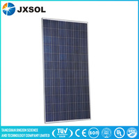 2016 Hot sale 310W polycrystalline solar panel/panel solar/PV modules price per watt from China factory directly