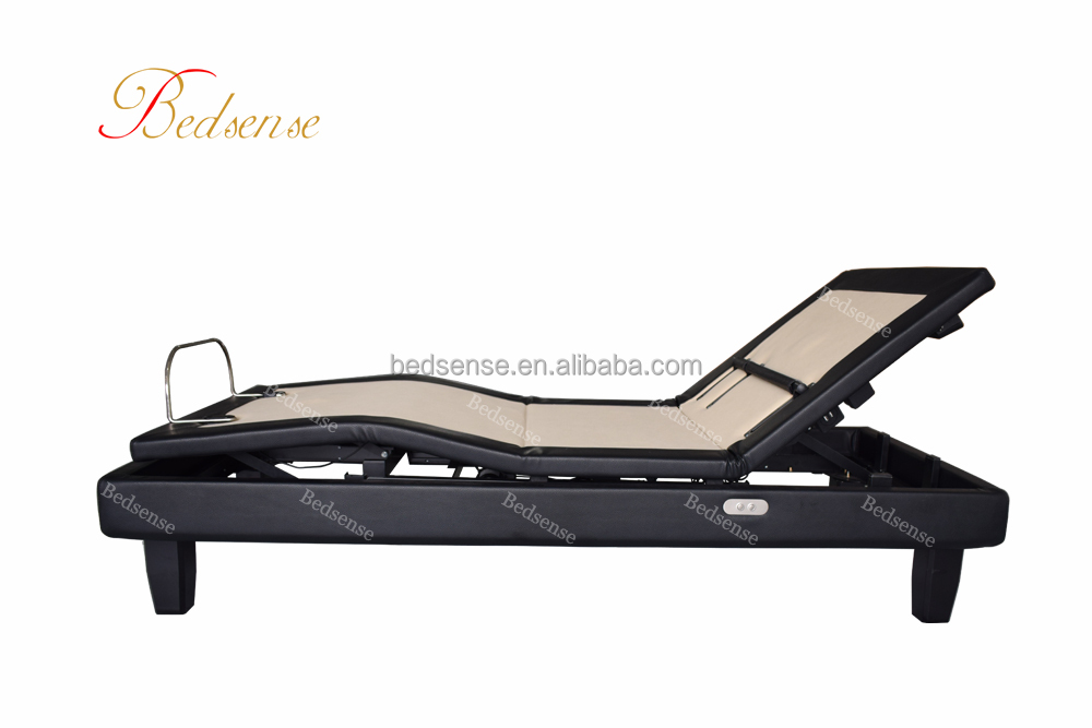 Adjustable Beds That Raise And Lower : Adjustable bed frames with massage king size