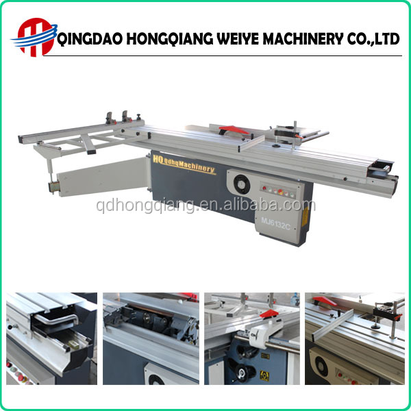 MJ6132C qingdao panel saw machine woodworking machine