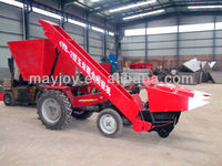 China made agricultural machinery 2-3 rows/lines corn combined harvester