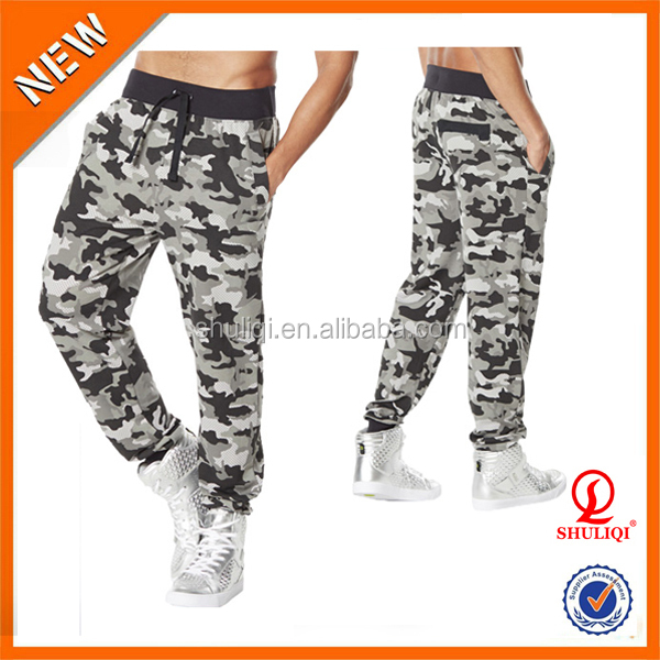 Trendy hot style military pants, baggy teen boys pants trousers fast lead time