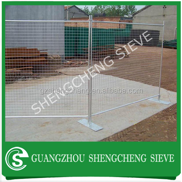 Factory wholesale best price retractable temporary fence export to Australia