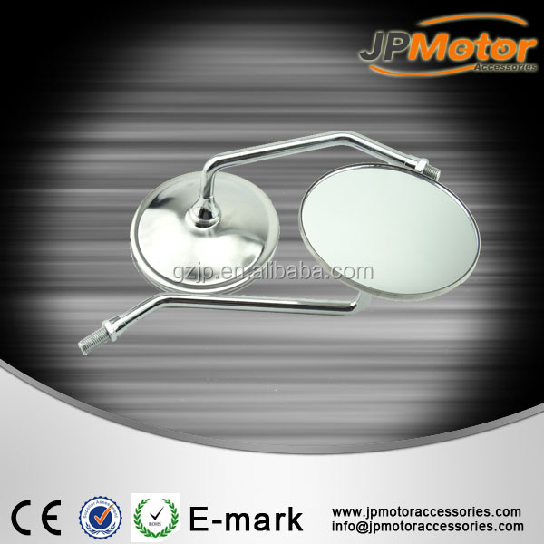 Cheap price high quality motorcycle /motorbike/scooter side mirror rear view mirror
