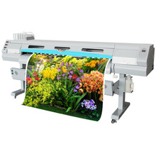 S7000 eco solvent printers for indoor and outdoor banner signs