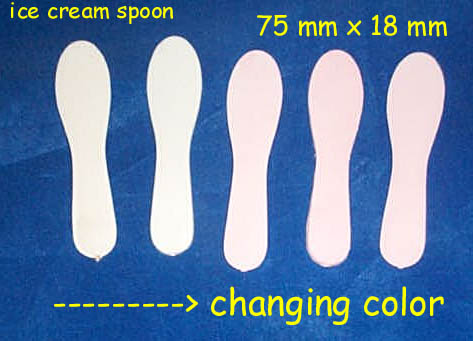 Ice Cream Plastic Scoop