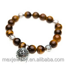 Essential Oil Aromatherapy Diffuser Tiger Eye Bead Bracelet Aromatherapy Jewelry