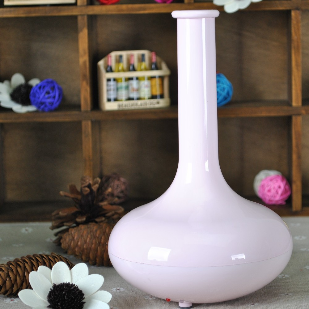 Pink coffee maker decorative humidifier mist maker